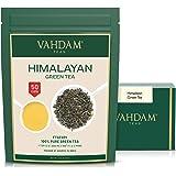 Foglie Di Tè Verde Da Himalayan, 100g (50 tazze) | Il Thè Verde Disintossicante Per perdere peso | Ricco di antiossidanti | t