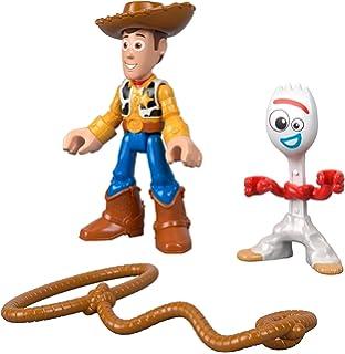 Pixar Toy Story 3 Figure Woody with Bullseye T2739 Imaginext Disney