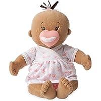 Manhattan Toy Stella Soft First Baby Doll, Beige