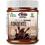 Pro Nutrition - Fondente Zero - 350g - Crema spalmabile proteica senza zuccheri al cioccolato fondente