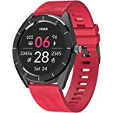 Noise NoiseFit Endure Smart Watch with 100+ Cloud Based Watch Faces & 20 Day Battery Life (Racing Red)
