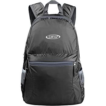 S-ZONE G4Free 25L Foldable Ultra Lightweight Tear   Water Resistant Handy Packable  Backpack for 533f21036a0b5