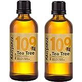 Naissance Teebaumöl (Nr. 109) 200ml (2x100ml) 100% naturreines ätherisches Öl