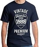 30 Geburtstag Männer Vintage 1989 T-Shirt