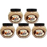 Nutriorg Certified Organic Jaggery Powder 3500g ( Pack of 5*700) | Organically Grown | No Preservatives Added