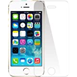 Premium Tempered Glass Screen Protector for iPhone SE, iPhone 5S, iPhone 5C, iPhone 5