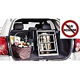 IMPAG® Hunde-Transportbox Hundebox für Auto/Kofferraum   Aus Metall   Auch für Katzen   ohne giftiges Aluminium