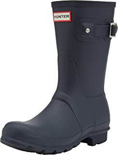 Hunter Damen Original Short Wellington Boots Gummistiefel