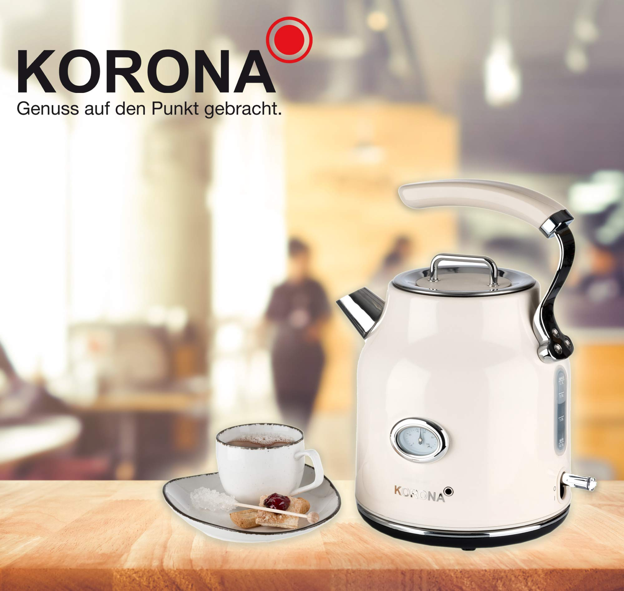 Korona-Retro-Wasserkocher