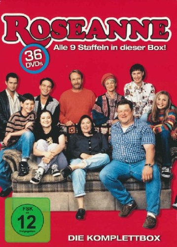 Roseanne – Die Komplettbox Staffel 1 – 9 [36 DVDs]