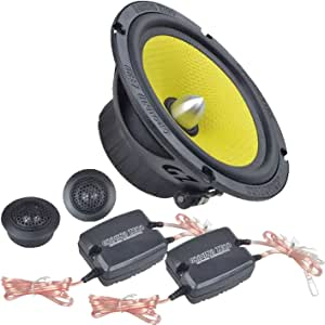 Ground Zero Audio Gztc 165 16cm Lautsprecher System Audio Hifi
