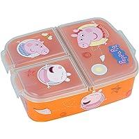Stor Multi Compartment Sandwich Box Sac à déjeuner