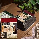 366 Vellen Decoratieve Scrapbook Papier Achtergrond Papier, Vintage Base Collectie Papier Pack Dubbelzijdige Achtergrond Kaar