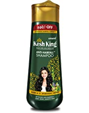 Kesh King Scalp And Hair Medicine Anti Hairfall Shampoo, 340ml
