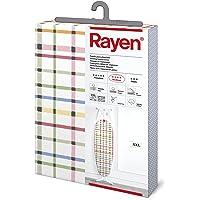 Rayen   Fodera per asse da stiro universale XXL (fodera da stiro imbottita, facile da posizionare con sistema EasyClip…