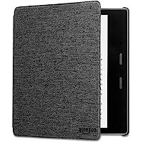 Custodia in tessuto che protegge dall'acqua per Kindle Oasis, nero antracite — Solo per dispositivi di 10ª generazione…