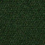 Kunstrasen Rasenteppich mit Noppen | Höhe ca. 10,3mm | 133, 200 und 400 cm Breite | grün rot | Meterware, verschiedene Größen | Größe: 15 x 4 m
