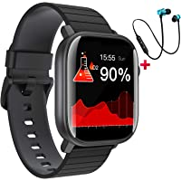 Smartwatch Orologio Fitness Tracker Uomo Donna, Impermeabile IP68 Smart Watch…
