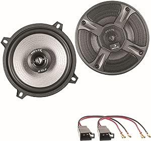 Helix B 5x 2 2 Wege Koaxial Lautsprecher Boxen System Elektronik