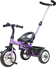 R for Rabbit Tiny Toes Grand- The Smart Plug and Play Baby Tricycle for Kids/Baby(Purple)