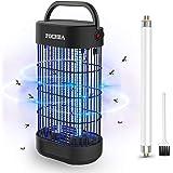 FOCHEA Lampe Anti-Moustique, Piège à Insectes Volants Électrique UV 18W, Destructeur de Moustiques, Moustique Tueur…