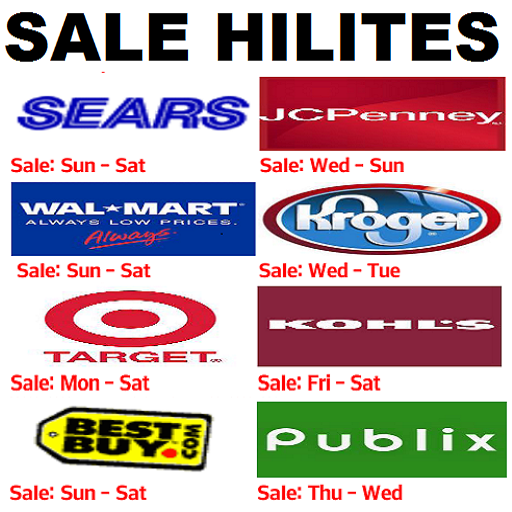 weekly-sale-ads-and-sale-hilites-of-walmart-kroger-jcpenny-target-publix-sears-kohls-and-best-buy