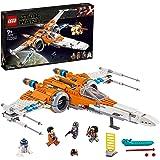 LEGO 75273 Star Wars Poe Dameron's X-wing Fighter Byggsats med Rymdskepp, Barnleksaker