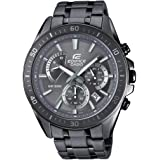 Casio Edifice Analog Grey Dial Men's Watch-EFR-552GY-8AVUDF (EX442)