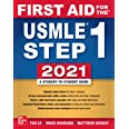 First Aid for the USMLE Step 1 2021, Thirty first edition (A & L REVIEW)