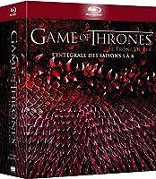 Game of Thrones (Le Trône de Fer) - L'intégrale des saisons 1 à 4 HBO