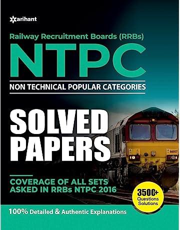 Indian Railways Recruitment Exam Books Online in India : Buy