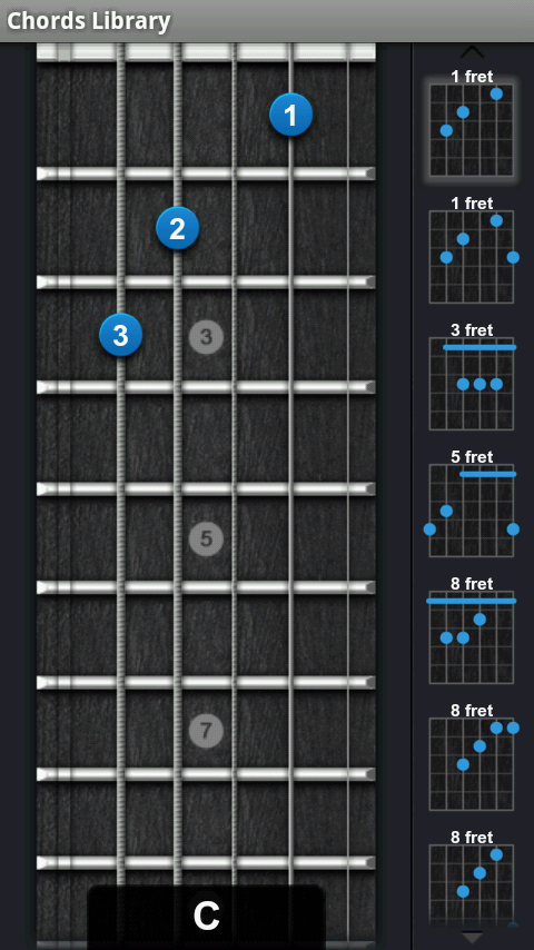 Ultimate chords guitar