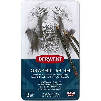 Cretacolor SF1514012 Artist Studio Graphite Pencil Set