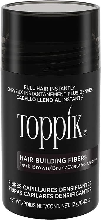 Toppik Fibre di cheratina per la costruzione dei capelli