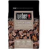 Weber 17612 Lighter Cube, Mixed, 38x17x5 cm