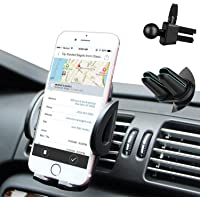 Rwest X Support Telephone Voiture Téléphone Support Voiture pour Smartphone Samsung Huawei SONEY Honor XIAOMI et GPS…