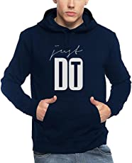 Crazy Prints Cotton Sweatshirt for Men Just do It