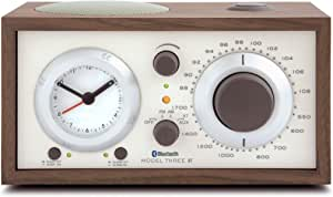 Tivoli Model Three Bluetooth Ukw Mw Radiowecker In Walnuss Beige Audio Hifi
