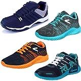 Earton Stylish & Designer Sports Running Shoes for Men Size: 6 (Colour: Multicolor) 181