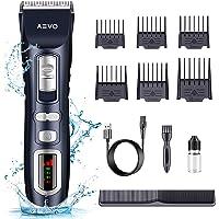 AEVO Kabelloser Haarschneider [Wiederaufladbares Professionelles Haartrimmer Set Haarschneider Herren] [Sichere…
