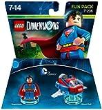 Figurine 'DC Comics' - Superman : Fun Pack