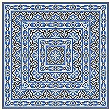 36Cemento azulejos azul Multicolor Decoración azulejos FliesenBild 120x 120cm GESCHENKE