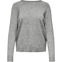 Only Onllesly Kings L/S Pullover Knt Noos Maglione Donna