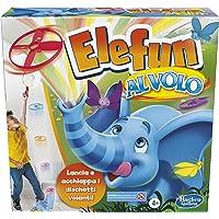 Hasbro Gaming - Elefun Al Volo, gioco per bambini dai 4 anni in su, Multicolore