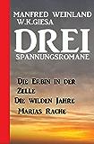 Drei Spannungsromane: Die Erbin in der Zelle / Die wilden Jahre / Marias Rache (German Edition)