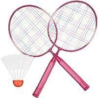 BESPORTBLE Badminton Ball Set Badminton Kids Set di Attrezzature Sportive per Racchetta da Tennis Junior Gioca Giochi da Spiaggia