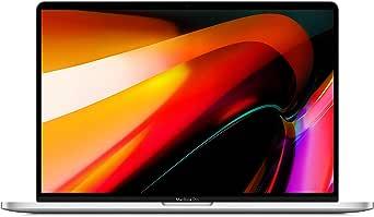 Apple MacBook Pro (16pouces, 16Go RAM, 512Go de stockage, Intel Corei7  2,6GHz) Argent