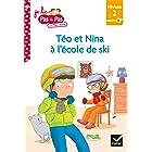 Téo et Nina CP Niveau 2 - Téo et Nina à l'école de ski (Je lis pas à pas t. 14)