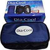 ONYXNEO Dia-Cool Insulin Cooling Travel Pouch for Diabetics