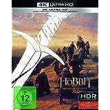 Der Hobbit: Die Spielfilm Trilogie - Extended Edition [4K UHD] [Alemania] [Blu-ray]